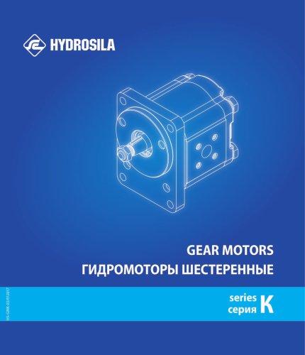 Gear Motors K series