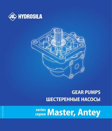 Gear pumps Series Master