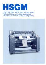 Therm Cutting Machines (longitudinal)