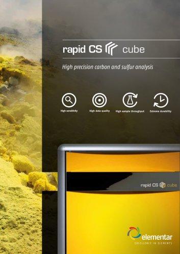 rapid CS cube