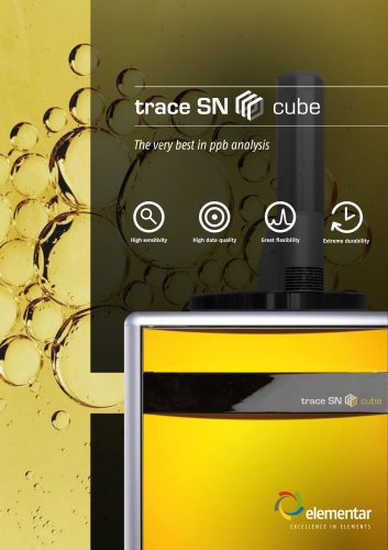 trace SN cube