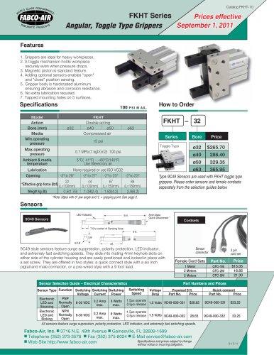 FKHT Gripper Catalog