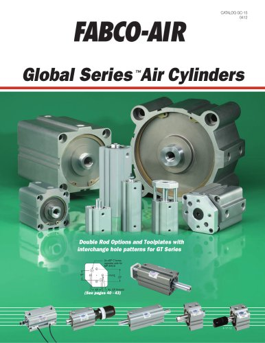 Global Series ™ Air Cylinders