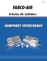 H-Series Air Cylinders