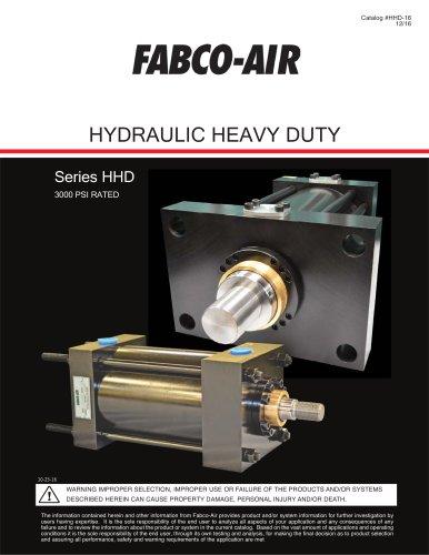 Heavu Duty Hydraulic NFPA Cylinder