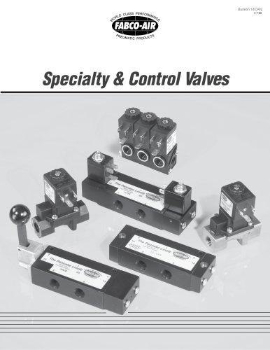 Specialty & Control Valves