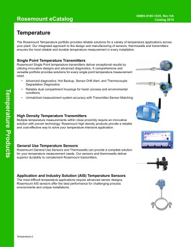 Temperature Overview
