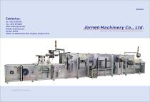 Jornen Machinery/2018 Product brochure