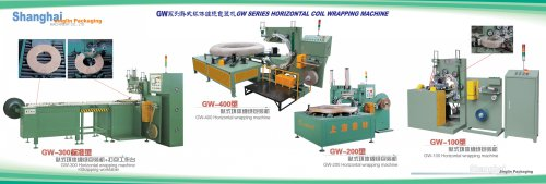 JLPACK Horizontal coil objects packing machine  GW series