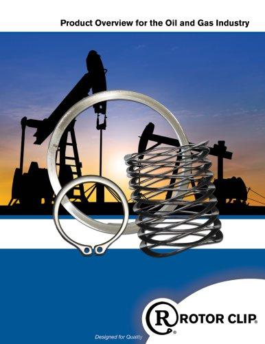 Rotor Clip Oil & Gas