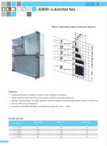 Junction box|Combined distribution box - 1
