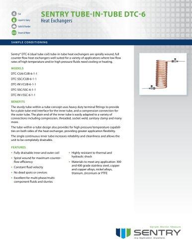 Dual Tube Coil (DTC-6)