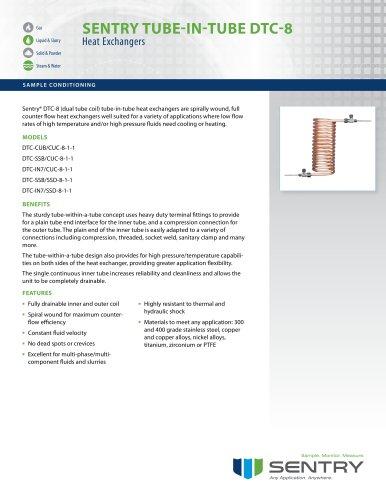 Dual Tube Coil (DTC-8)