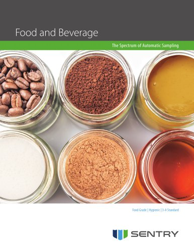 Food & Beverage: The Spectrum of Automatic Sampling
