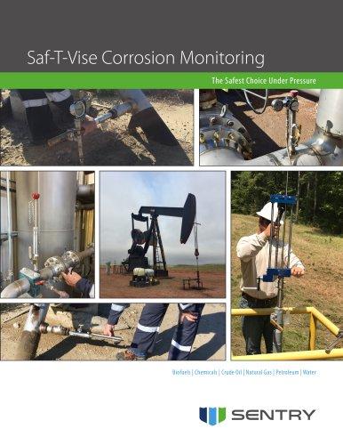 Saf-T-Vise Corrosion Monitoring