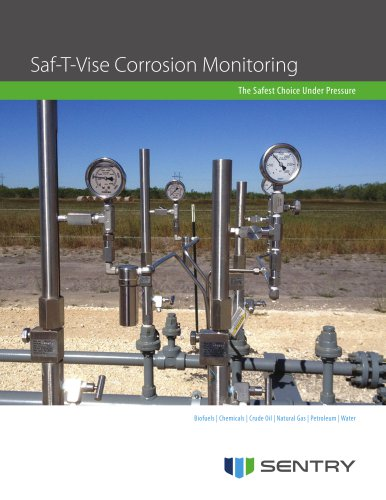Sentry Saf-T-Vise Corrosion Monitoring