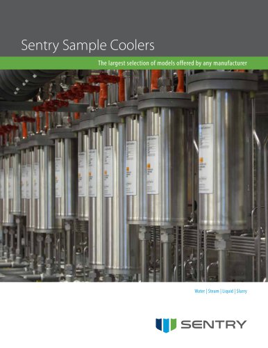 Sentry Sample Coolers