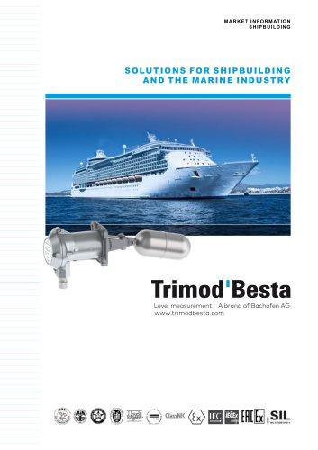 Market information «Shipbuilding»