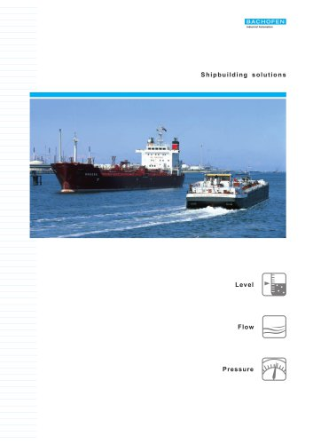 Shipbuilding solutions