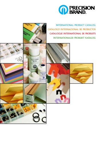 international product catalogue
