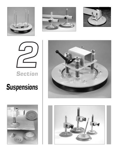 Level Compensator Suspensions