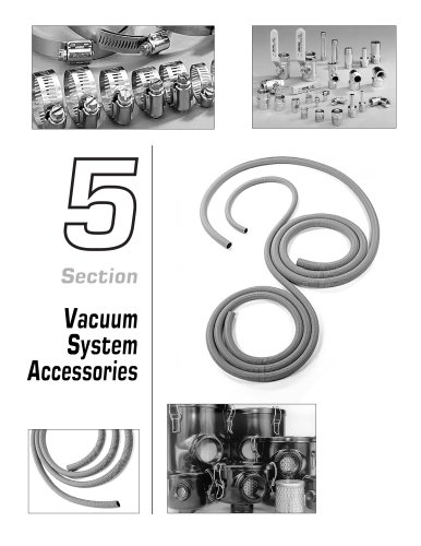 Vacuum System Accessories