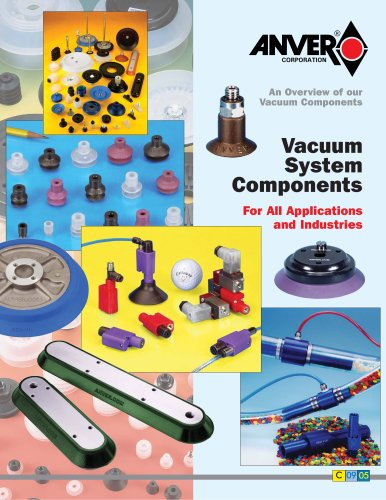 Vacuum System Components