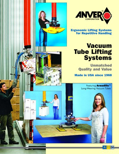 Vacuum Tube Lifting Systems
