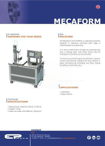 Mecaform - EP MECA