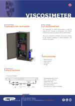 Viscosimeter - EP MECA