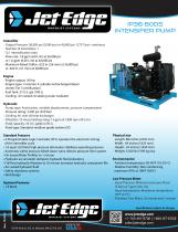 IP36-80DS DIESEL WATERJET PUMP