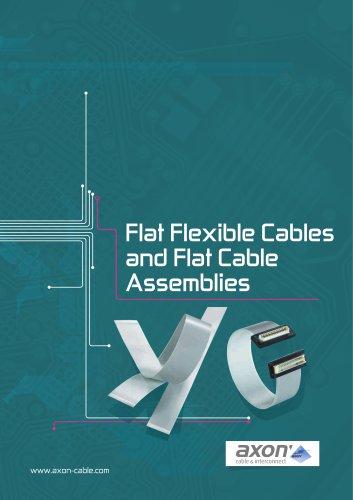 Axojump® flat flex cables