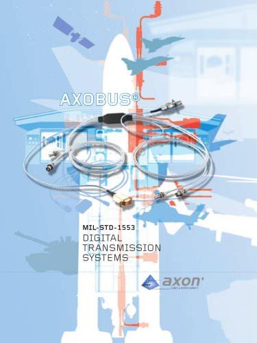 MIL-STD-1553 digital transmission systems