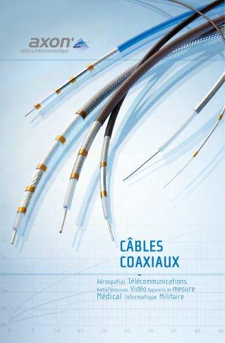 Picocoax, miniature coaxial cables