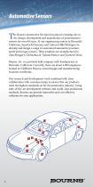 Automotive Product Profile - 3
