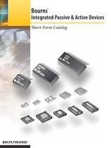 Bourns® Integrated Passive & Active Devices - 1