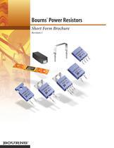 Bourns Power Resistors - 1