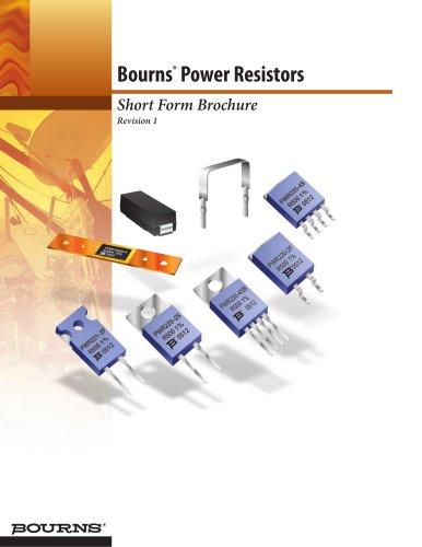 Bourns Power Resistors