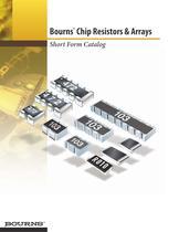 Chip Resistors & Arrays - 1