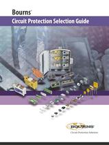 Circuit Protection Selection Guide - 1