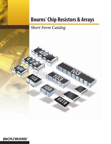 Fixed Resistors & Arrays