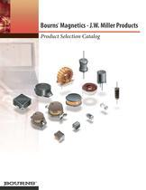 J.W. Miller Magnetics Catalog - 1