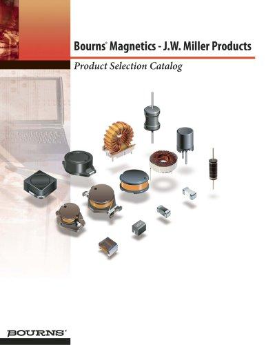 J.W. Miller Magnetics Catalog