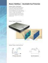 Multifuse® Automotive Short Form Brochure - 2