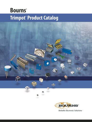 Trimpot® Product Catalog