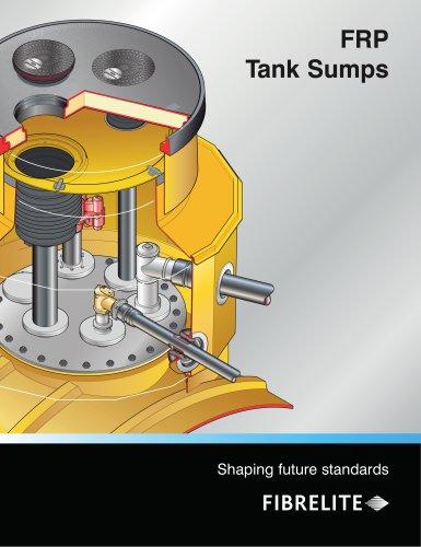 FRP Tank Sumps - Fibrelite - PDF Catalogs   Technical