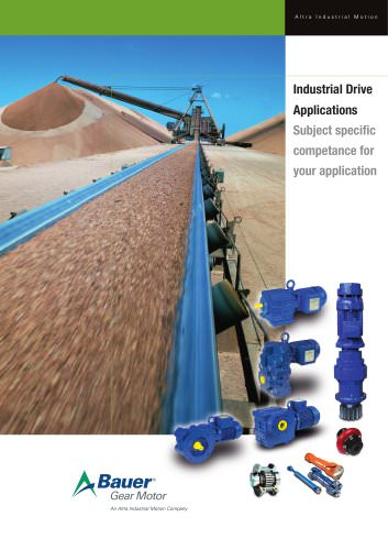 Industrial Drive Applications
