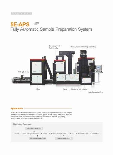 CKIC 5E-APS Sample Preparation System