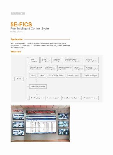 CKIC 5E-FICS Fuel Intelligent Control System