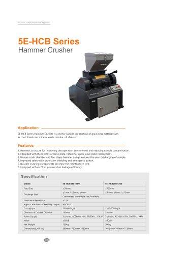 CKIC 5E-HCB Series Hammer Crusher